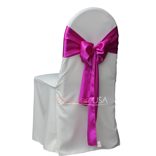 Poly Banquet Chair Covers