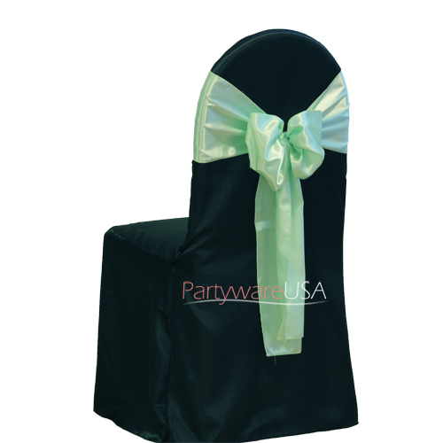 Satin Banquet Chair Covers